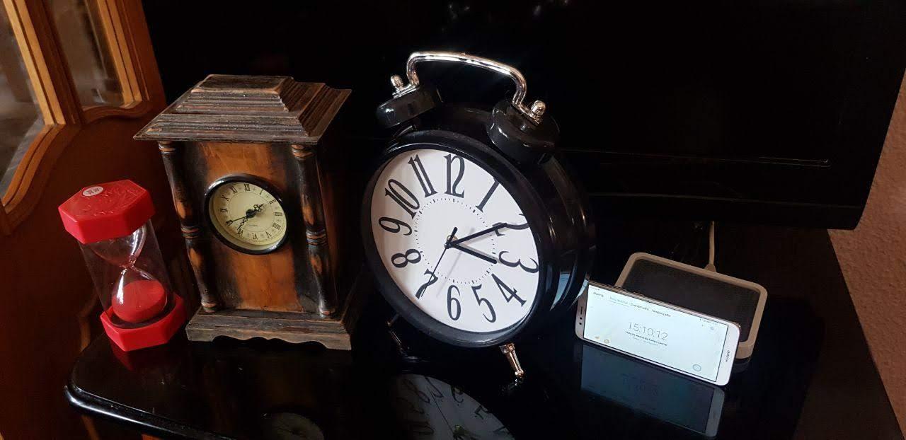 LEO – El tiempo